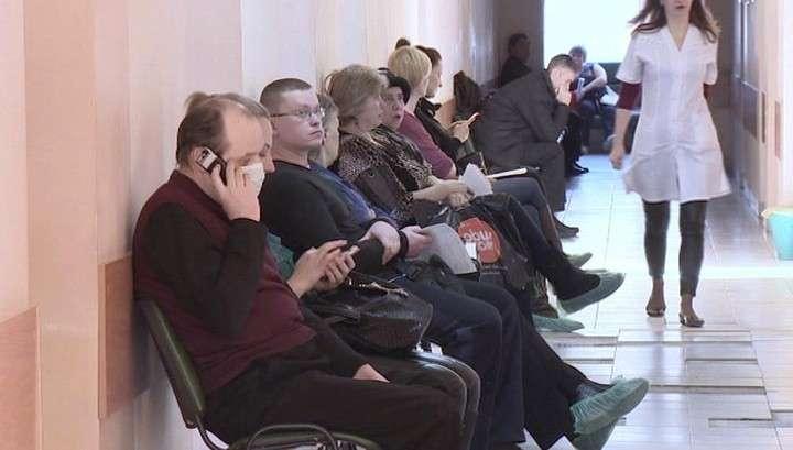 Эпидемический порог ОРВИ и гриппа превышен в 37 регионах России