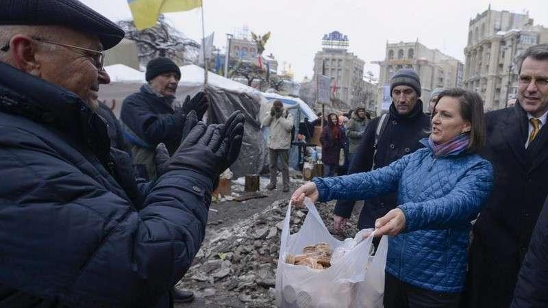 В США вышло скандальное расследование об украинском майдане, импичменте и махинациях Байденов