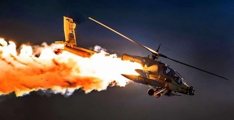 В Идлибе протурецкие боевики сбили вертолет сирийской армии