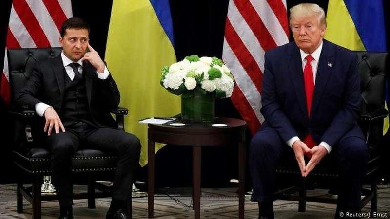 Дональд Трамп и глубинные авгиевы конюшни украинской коррупции