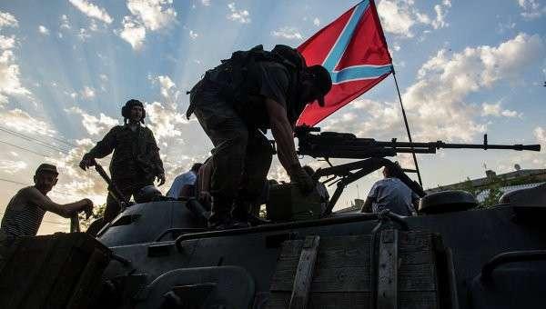 Мы освободим всю Украину и сделаем из неё большую Новороссию