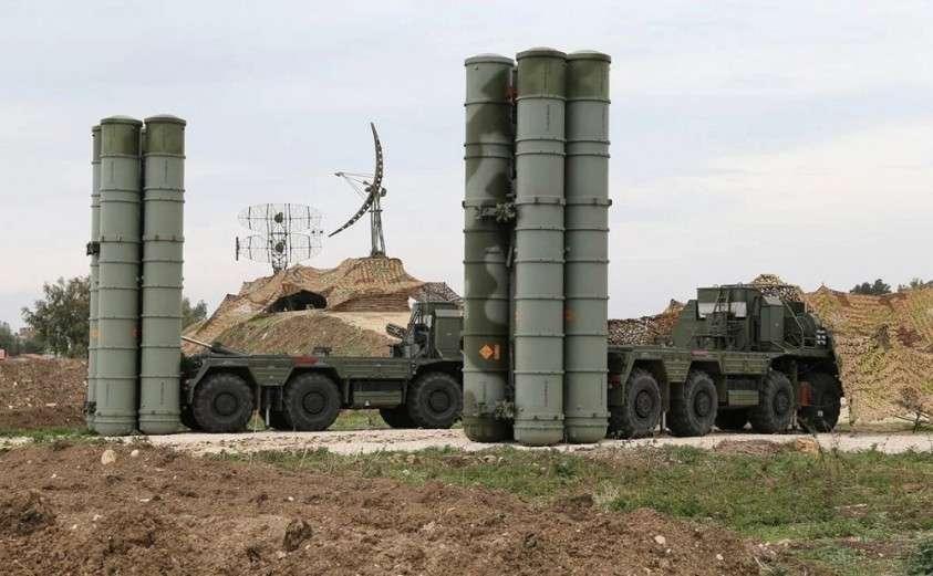 Израиль закатил истерику после отрезвляющей оплеухи от ПВО России в Хмеймиме