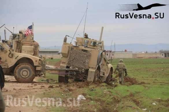 СРОЧНО: Русский генерал спас американцев от расправы в Сирии (ФОТО, ВИДЕО) | Русская весна