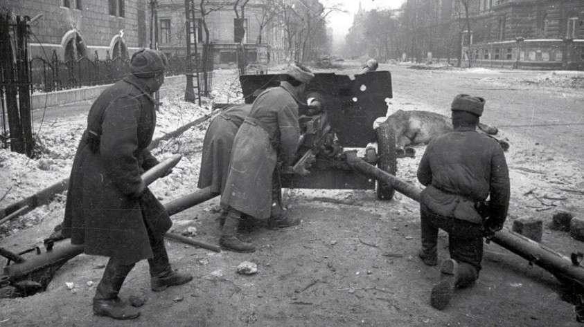 Зачем англосаксы полностью сожгли Дрезден в конце войны
