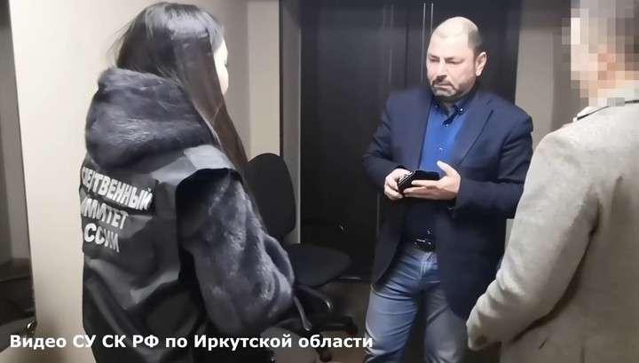 Задержан вороватый чиновник, разрешивший построить отели на берегу Байкала