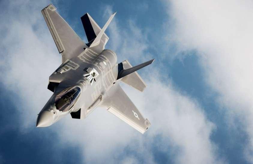 F-35 Молния не уйдет от русской «Струны»