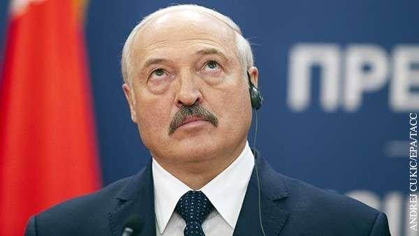 Лукашенко заявил о «намеке» России на присоединение Белоруссии