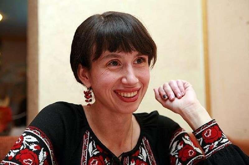 Нацистка Черновол: Мы большие гуманисты. Мы никого ещё не убили в Киеве за русский язык