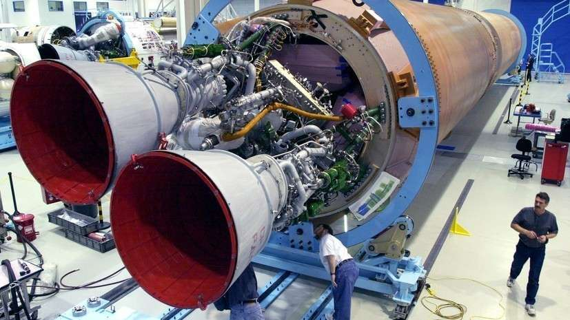 Аналогов нет: у США нечем заменить российский двигатель РД-180