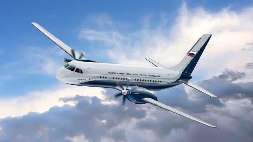 Компания РСК «МиГ» начала собирать первый серийный пассажирский самолёт Ил-114-300