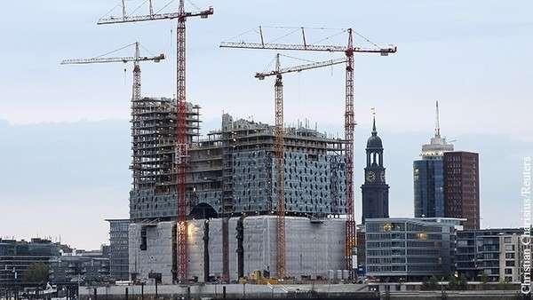 Западные строители долгостроев воруют куда больше российских коррупционеров