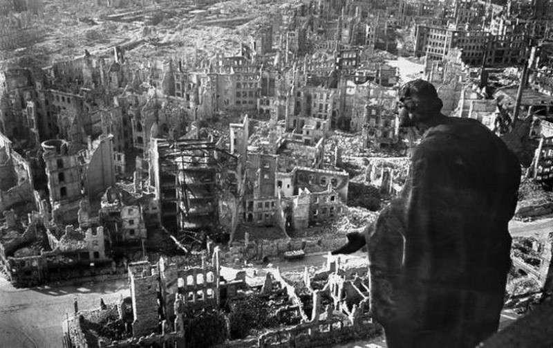 Уроки Дрездена – на что может пойти Запад