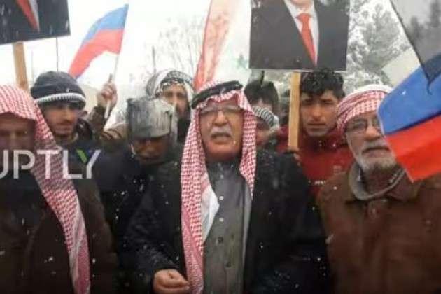 Сирийские курды: