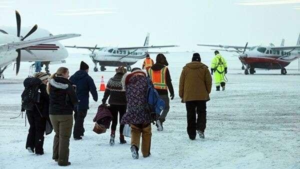 Кампания по переписи населения на Аляске