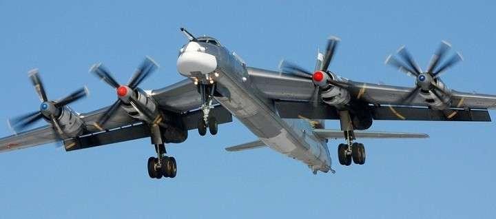 Россия возобновила полеты стратегической авиации в ответ на действия США вблизи границ РФ