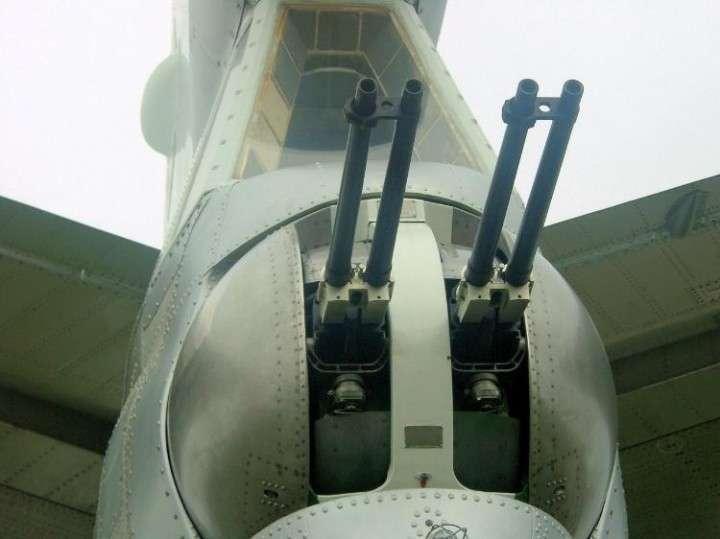 конструкции Самолет Ту-95