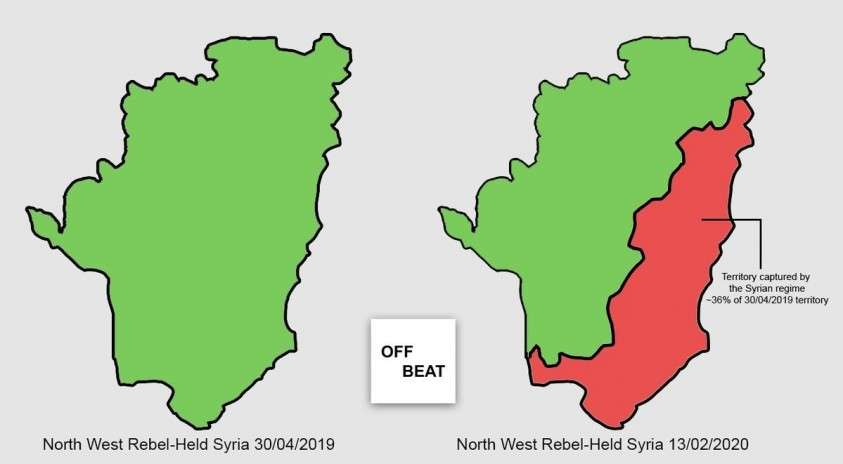 Война в Сирии. Коротко по Идлибу. Обзор военной обстановки