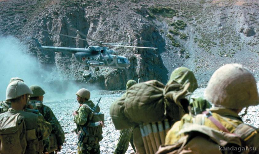 Как русские десантники двое суток держали оборону против моджахедов в аэропорту Кабула в 92-ом