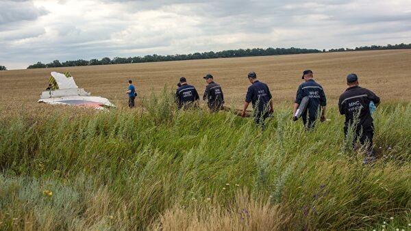 На Украине уволили всех прокуроров, расследовавших дело крушения Боинга МН17
