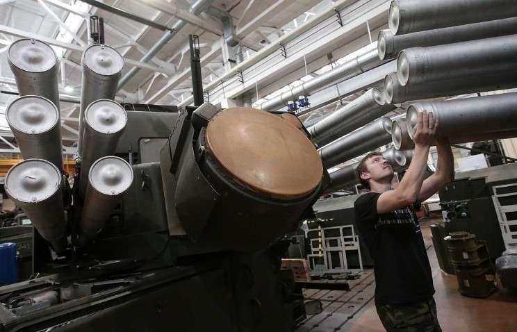 Правительство предоставило четырём предприятиям ОПК госгарантии на 7,8 млрд. руб.