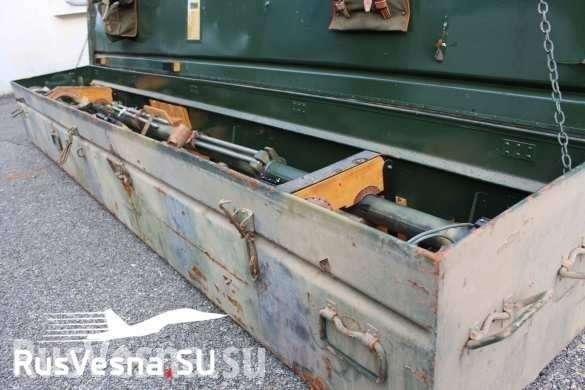 Сирия. Захвачены ракеты США, начаты поставки оружия для борьбы с авиацией ВКС РФ