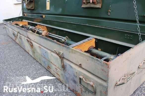 Сирия. Захвачены ракеты США, начаты поставки оружия для борьбы с авиацией ВКС РФ | Русская весна
