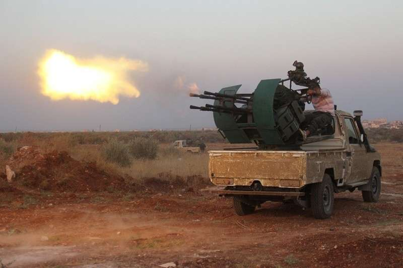 Война в Сирии. Ближний Восток готов доверить свои интересы только Москве