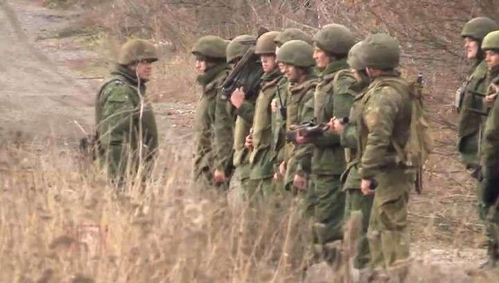 С территории Украины в ЛНР пыталась прорваться диверсионная группа ВСУ