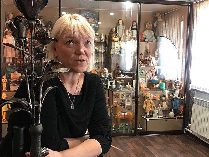 Оксана Токмакова Фото: Дина КАРПИЦКАЯ