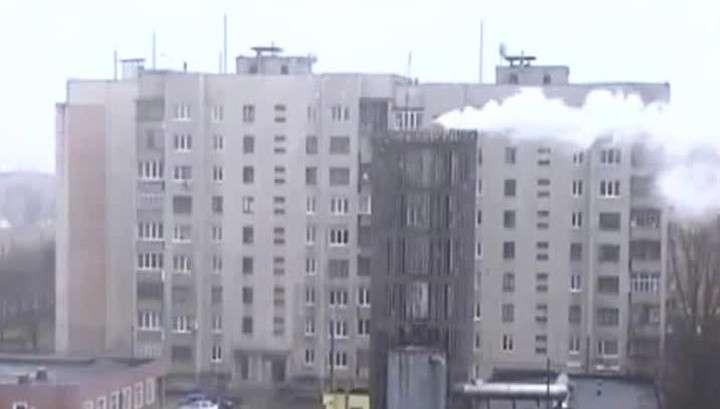 Замерзающие жители Кировограда штурмовали мэрию