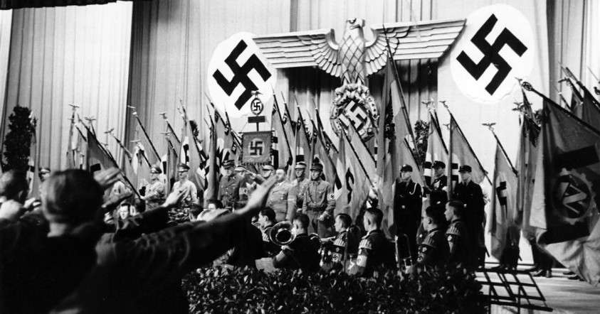 Канада до сих пор покрывает нацистских преступников, бежавших из Германии