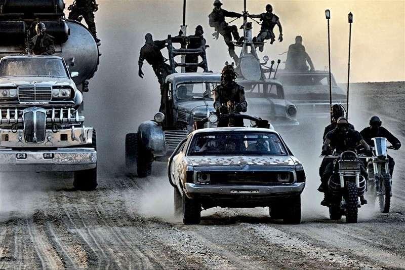 Сирия. Безответственные военные США поиграли с русскими в «Безумный Макс. Дорога ярости»