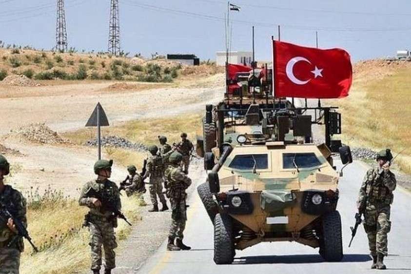 Турецкие интервенты покидают Сирию. Их туда никто и не звал
