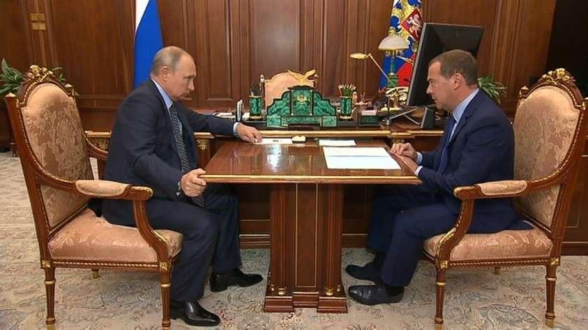 Владимир Путин заявил о сохранении