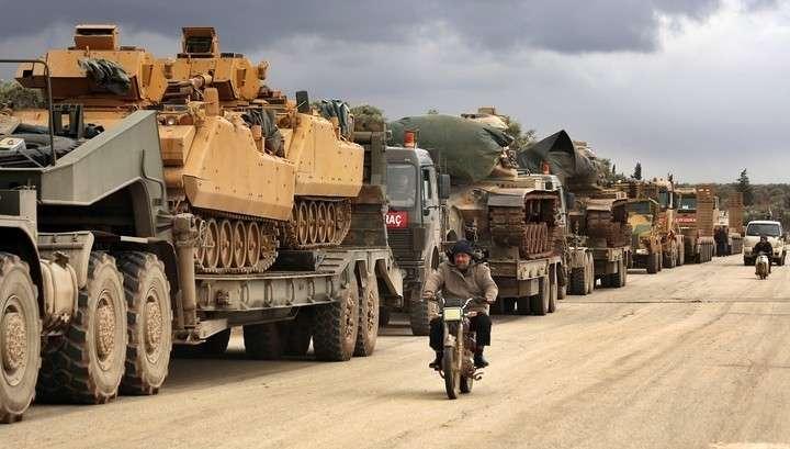 Лидеры стран ЕС призвали остановить локальную войну между Россией и Турцией в Сирии