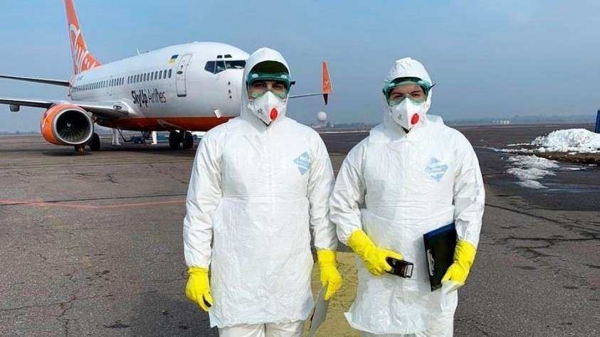 Жёсткое мнение об эвакуированных из Китая в Украину заболевших коронавирусом украинцах