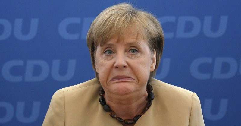 Ангела Меркель: «Кто бы мог подумать?»