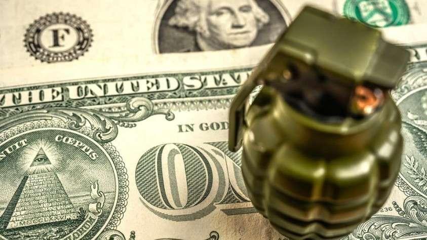 Международный террор и шантаж на защите долларовой системы