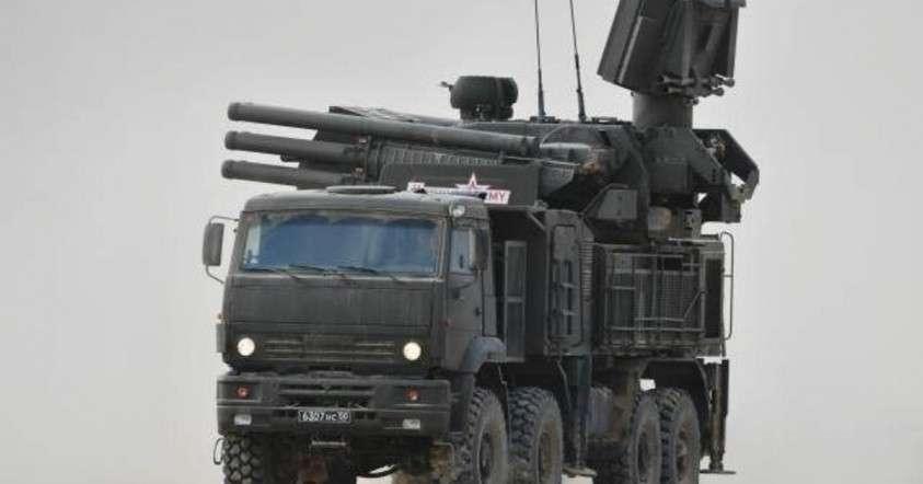 Сербия получила первую партию российских комплексов