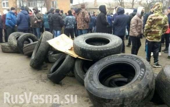 «Хаос, шок и позор»: западные СМИ о уханьском коронамайдане на Украине | Русская весна