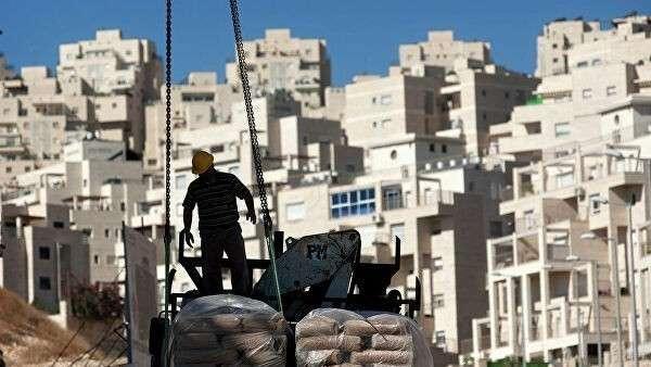 Строительство в Восточном Иерусалиме