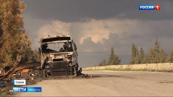 Авантюра Турции в Сирии: как турецкие военные балансируют на гране войны с Россией