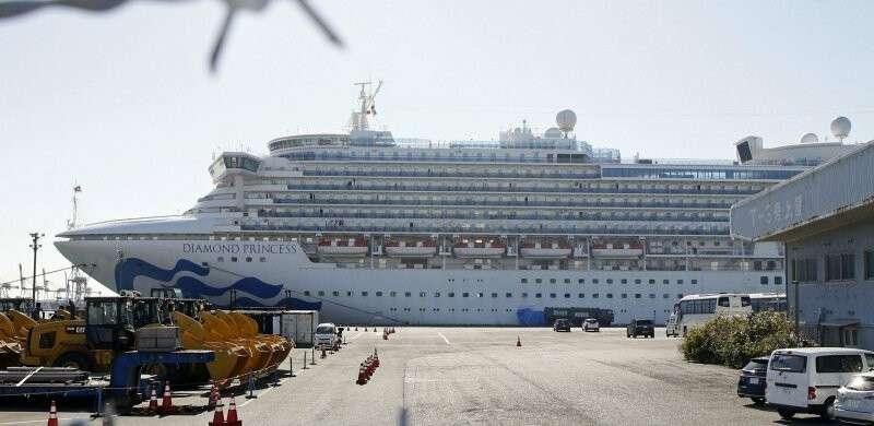 Украинцы отказались эвакуироваться в Новые Санжары с карантинного лайнера в Японии
