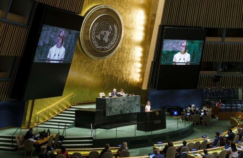 Мировой гегемон и оплот демократии – США оказался самым крупным должником ООН по взносам