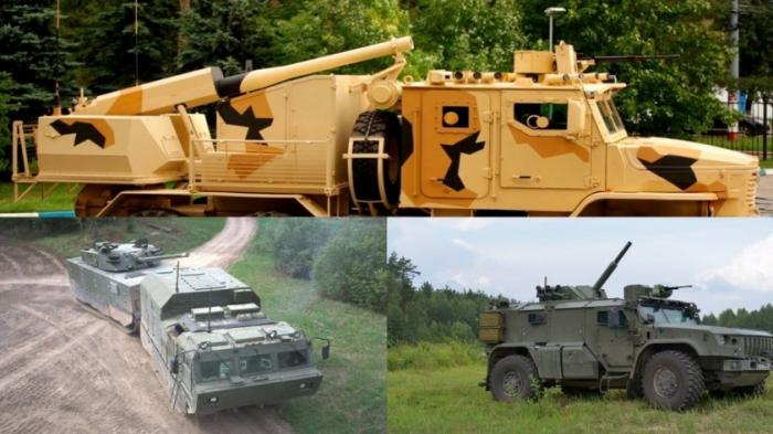 «Дрок», «Флокс» и «Магнолия» – три новых САУ для российской армии по итогам войны в Сирии