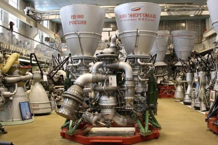 «Такое способны сделать только русские»: главный секрет ракетного двигателя РД-180