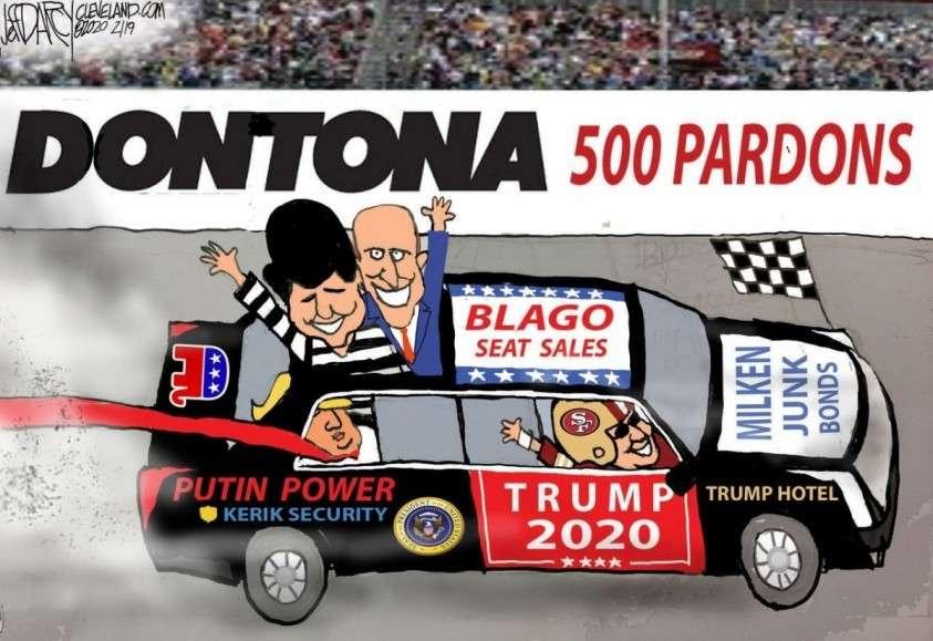Деградация сверхдержавы. Выборы в Неваде выиграл Владимир Путин