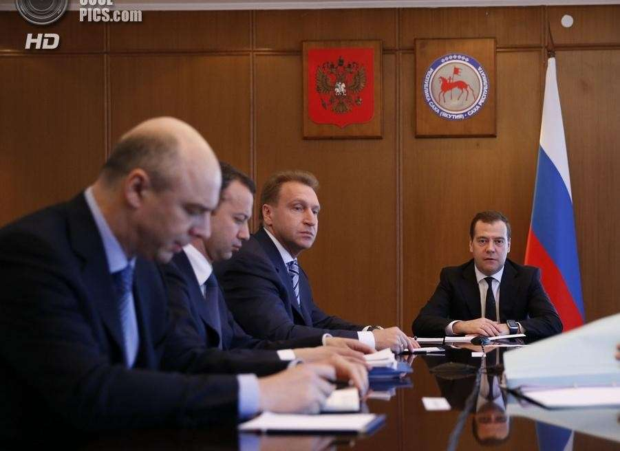 Погром системы здравоохранения, как заговор правительства иудо-либералов Медведева
