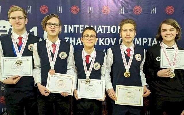Российская сборная завоевала 58 медалей на Международной Жаутыковской олимпиаде