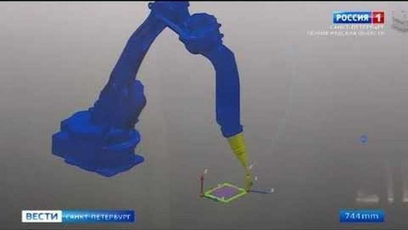 В Санкт-Петербургском политехническом университете разработали новую технологию 3D-печати